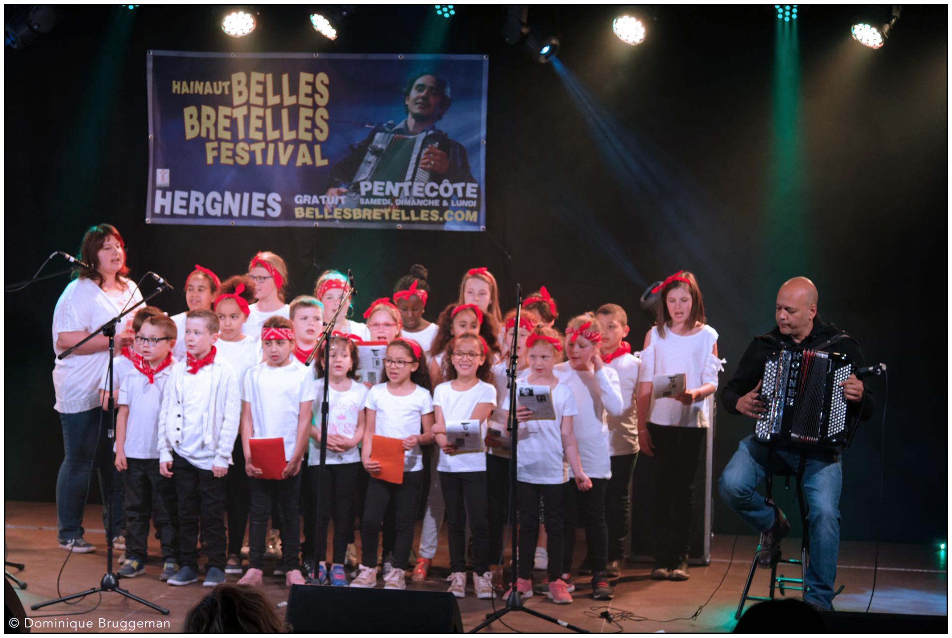 Chorale école Brassens - Bruay