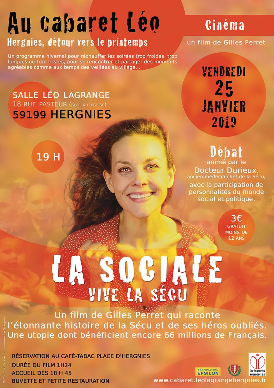 Cabaret Léo «La Sociale»