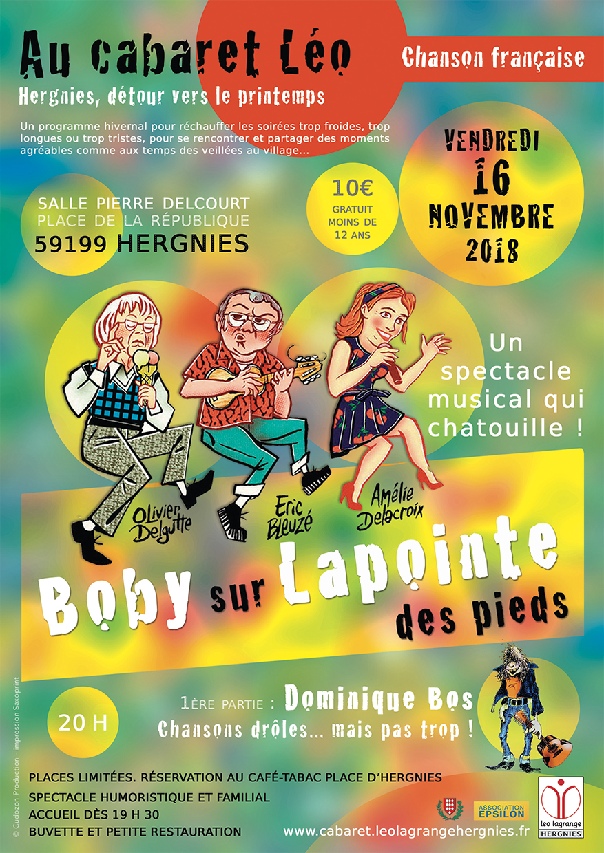 Cabaret Léo 16-11-2018