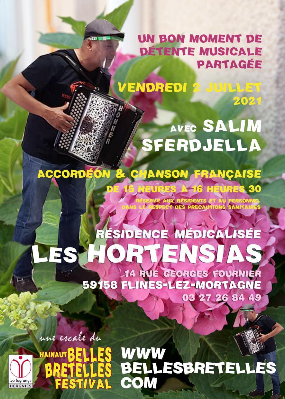 Les Hortensias - Flines