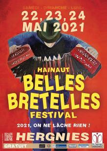 Affiche Belles Bretelles 2021