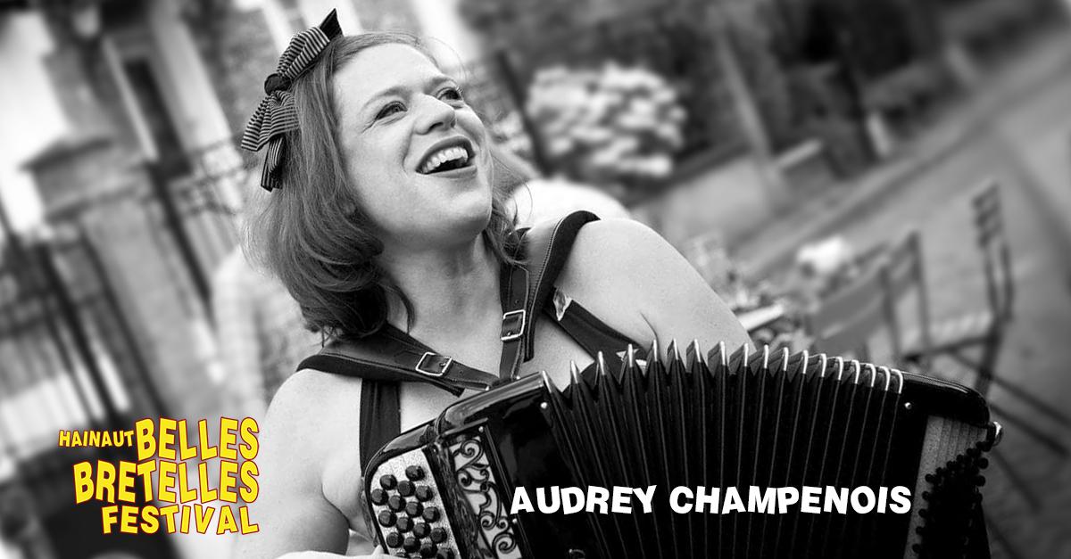 Audrey Champenois