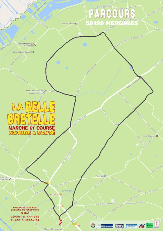 Carte a5 web course belle bretelle