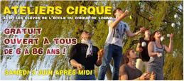 Cirque pub pour site
