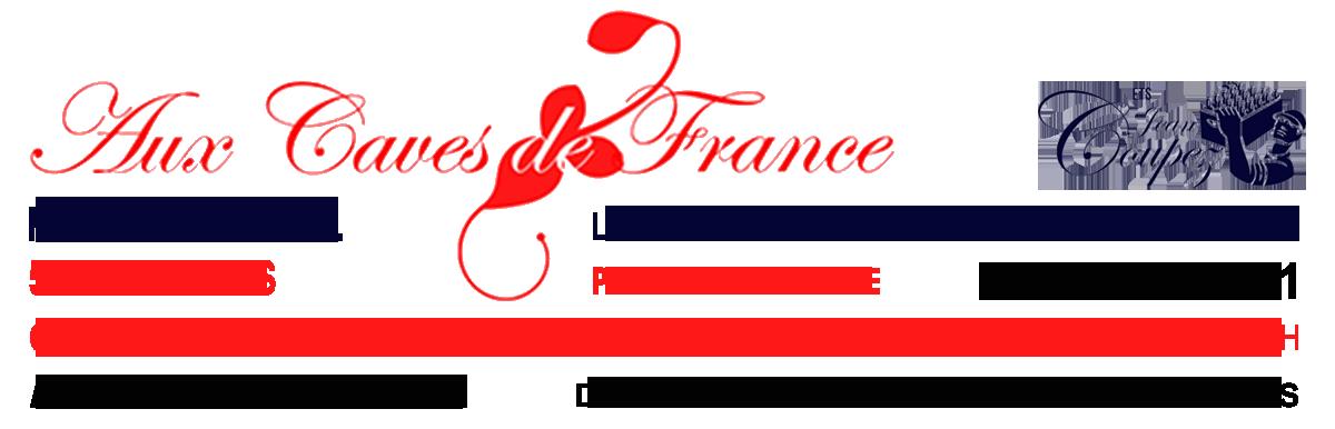 Aux caves de France