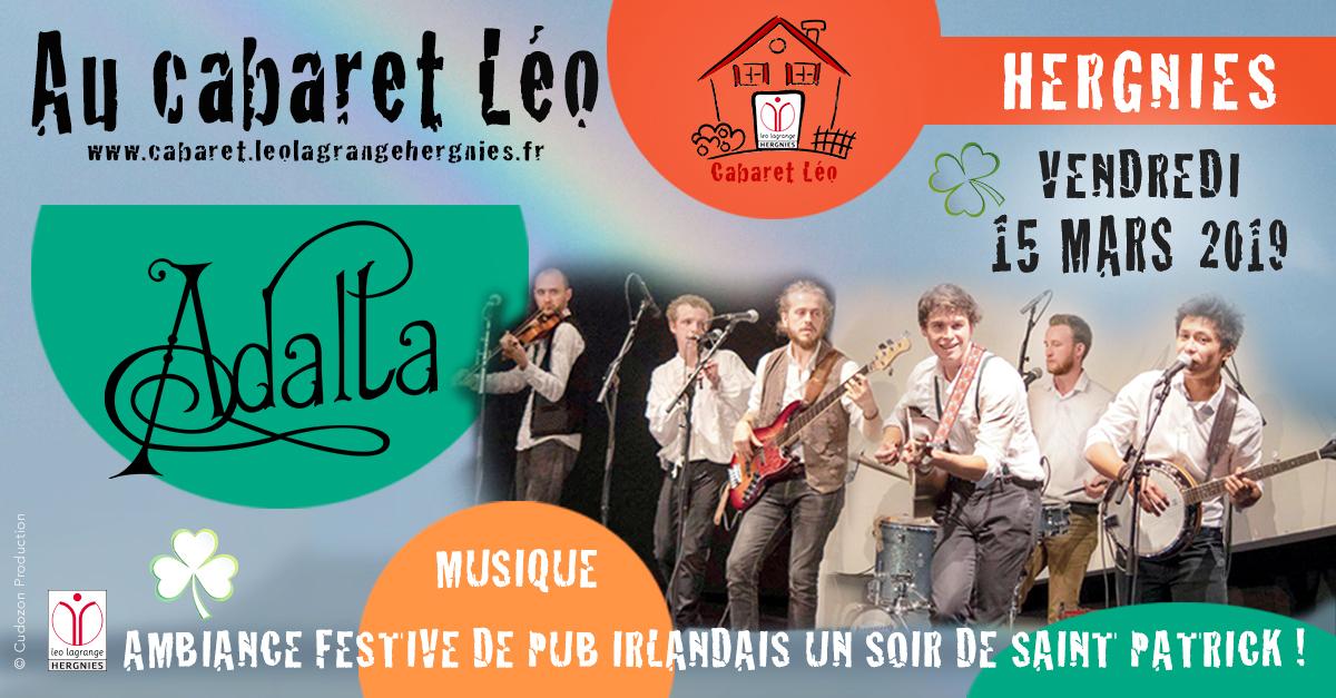 Cabaret Léo 15/03/20