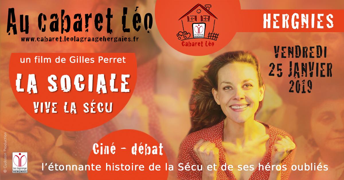 Evenement facebook cabaret 25 01 19