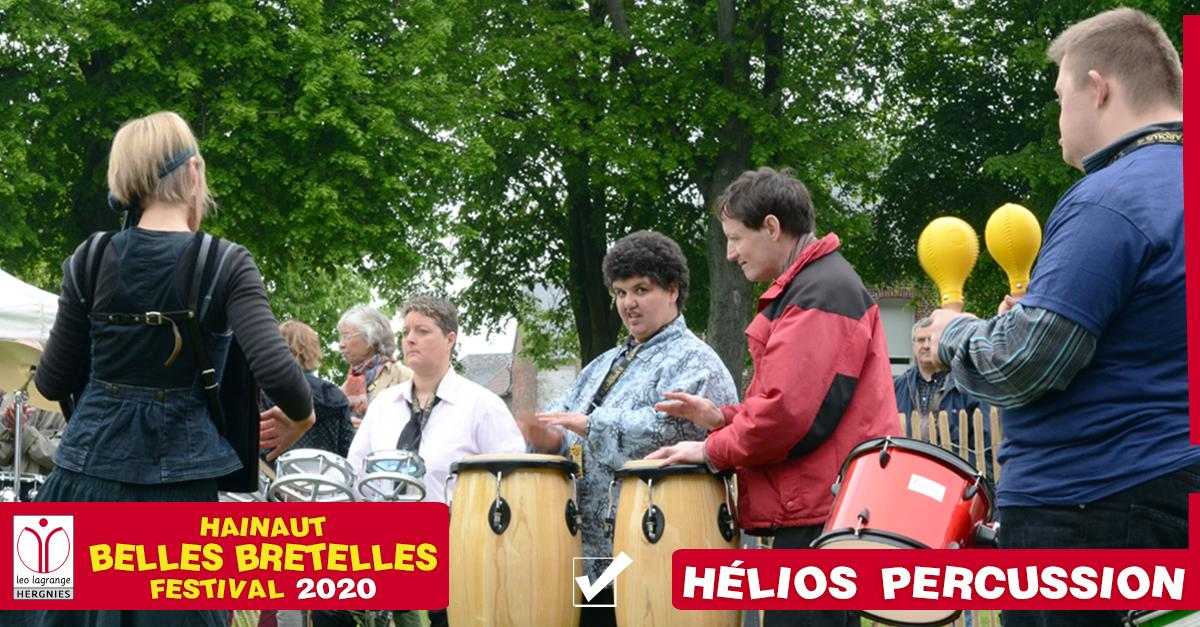 Héllios percussions
