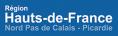Logo hauts de france bleu
