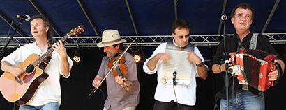 Morand Cajun Band 2011